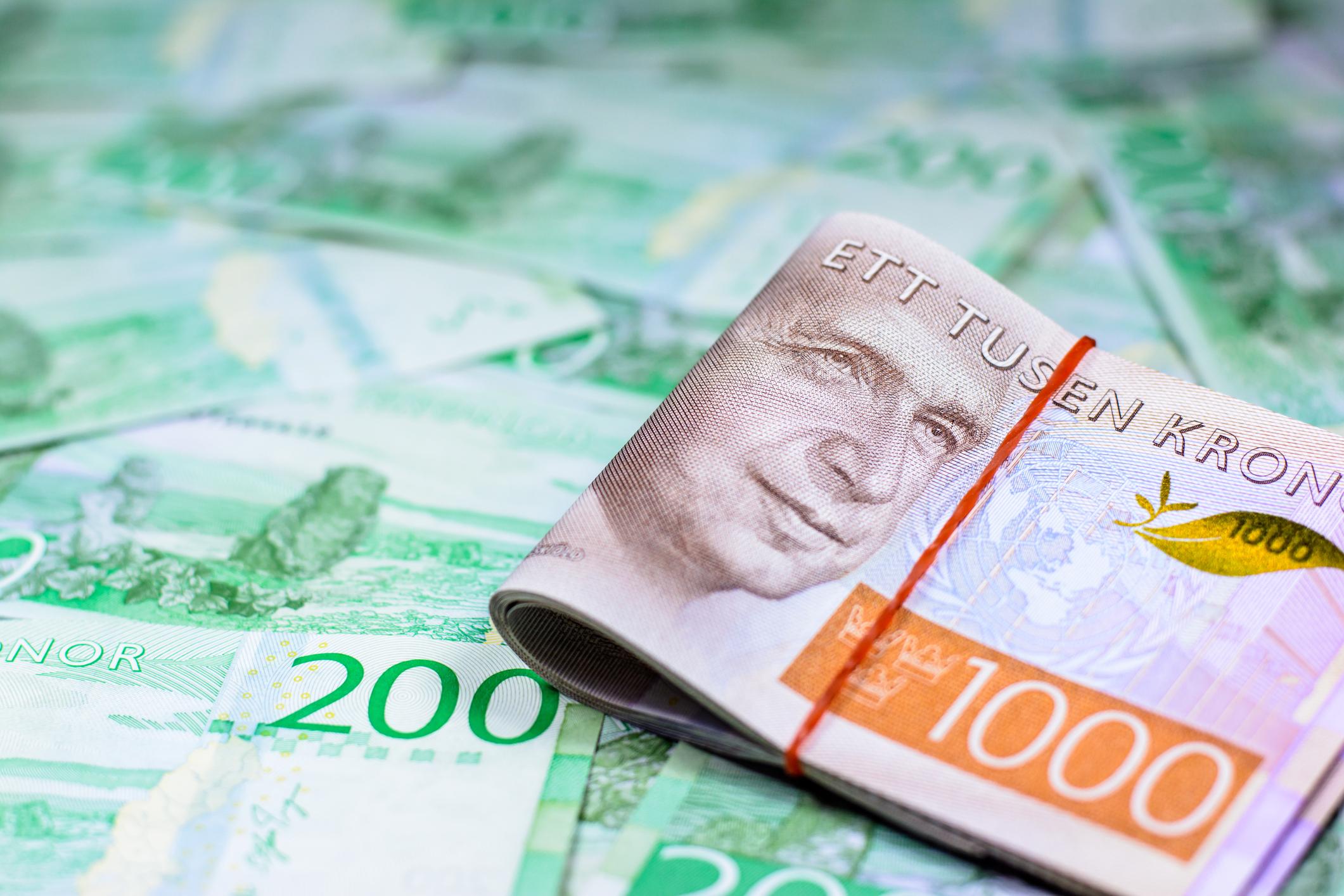 Kontantinsatsen är vad du måste ha sparat ihop för att få låna mycket