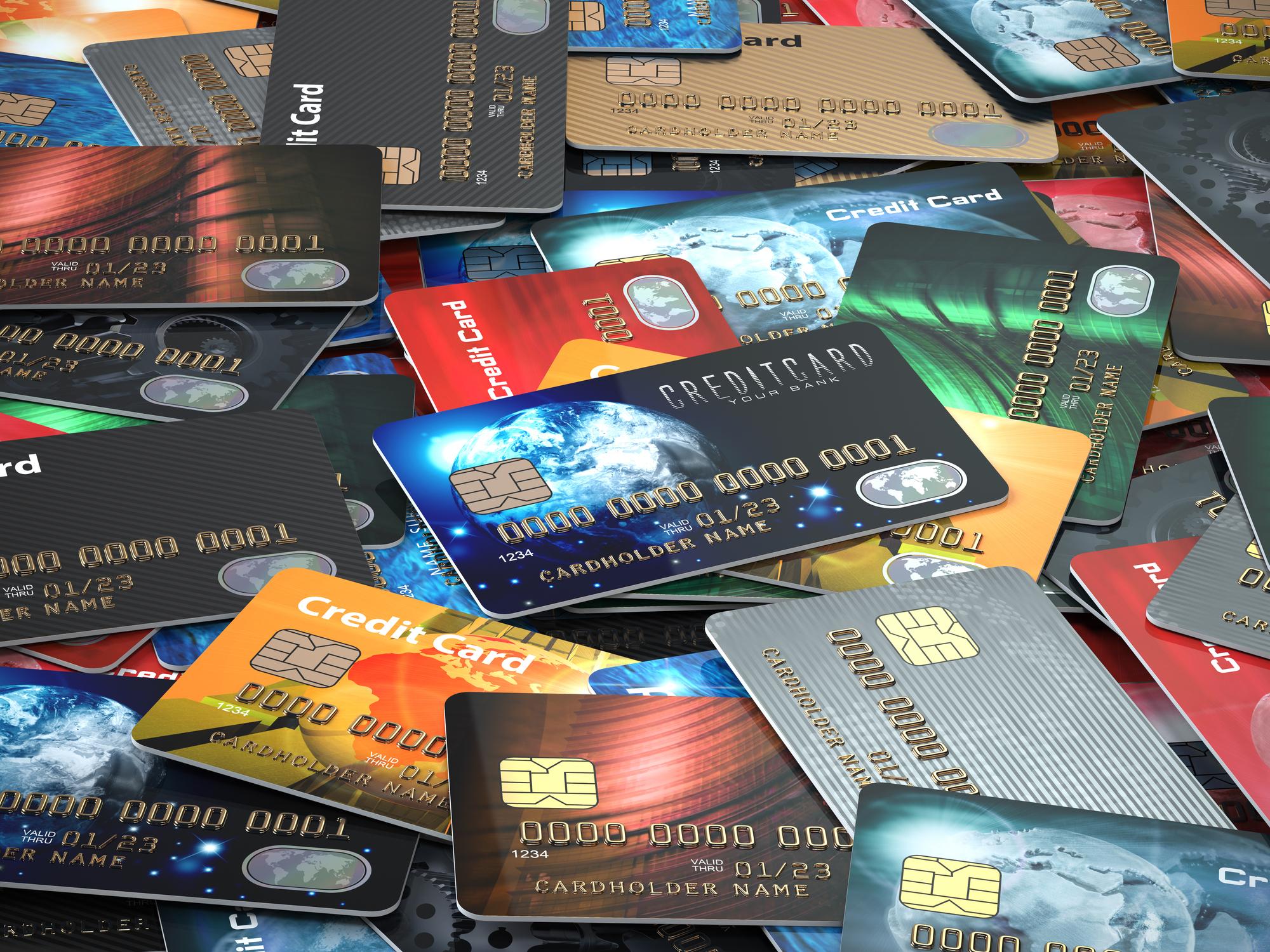 Krediter och kreditkort skapar möjligheter