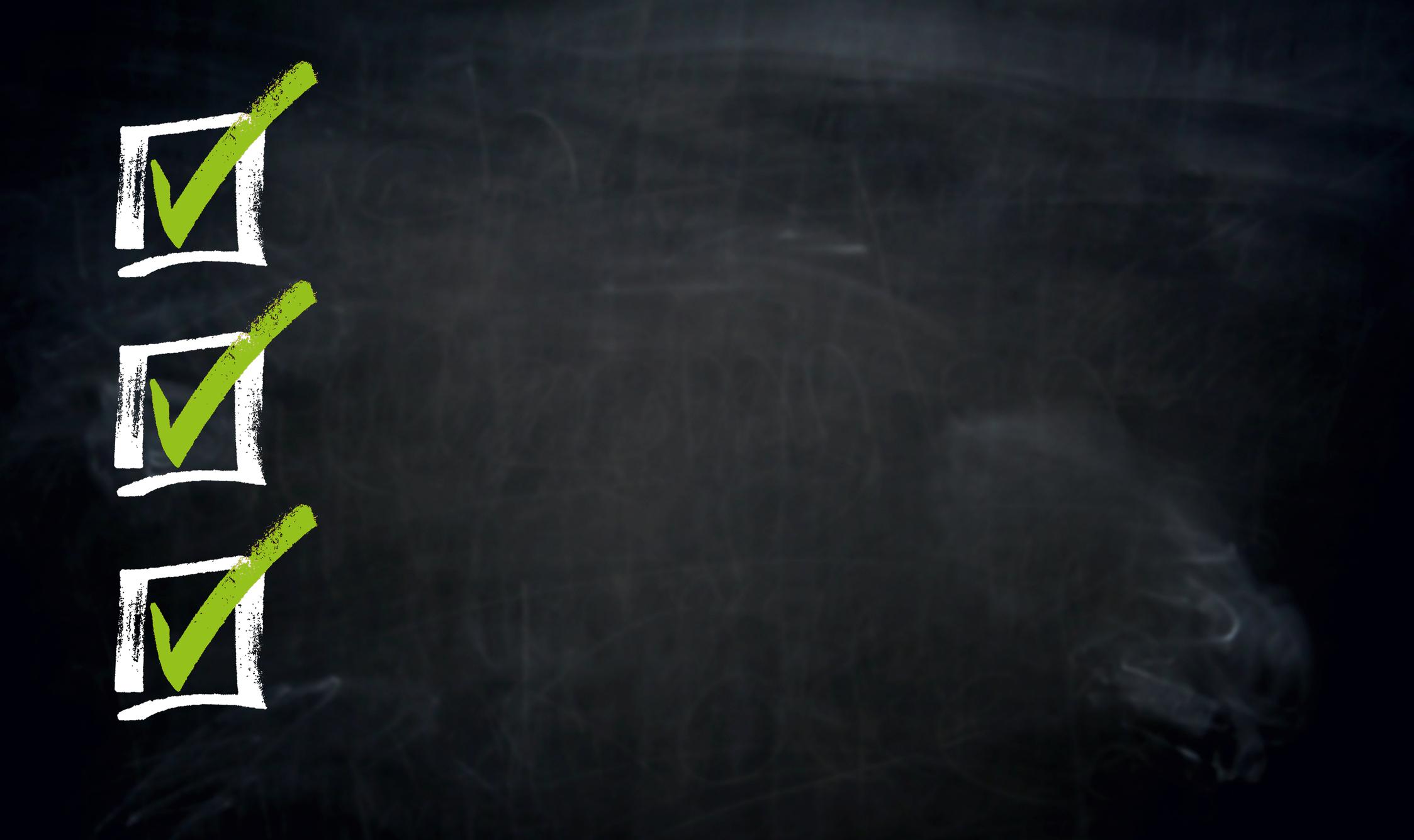 Vår checklista hjälper dig att låna smartare!